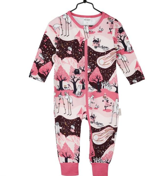Muumi pyrstötähti pyjama ALE (OVH 24,95€)