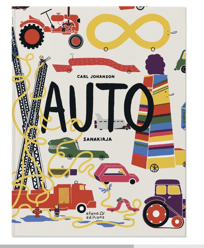 Autosanakirja -Etana editions