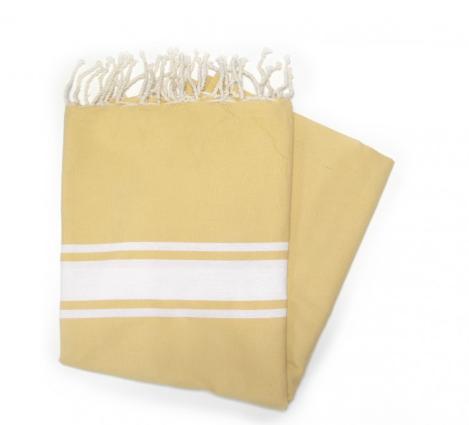Hamam pyyhe yellow