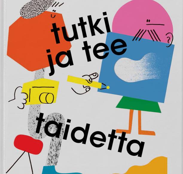 Tutki ja tee taidetta-Etana editions