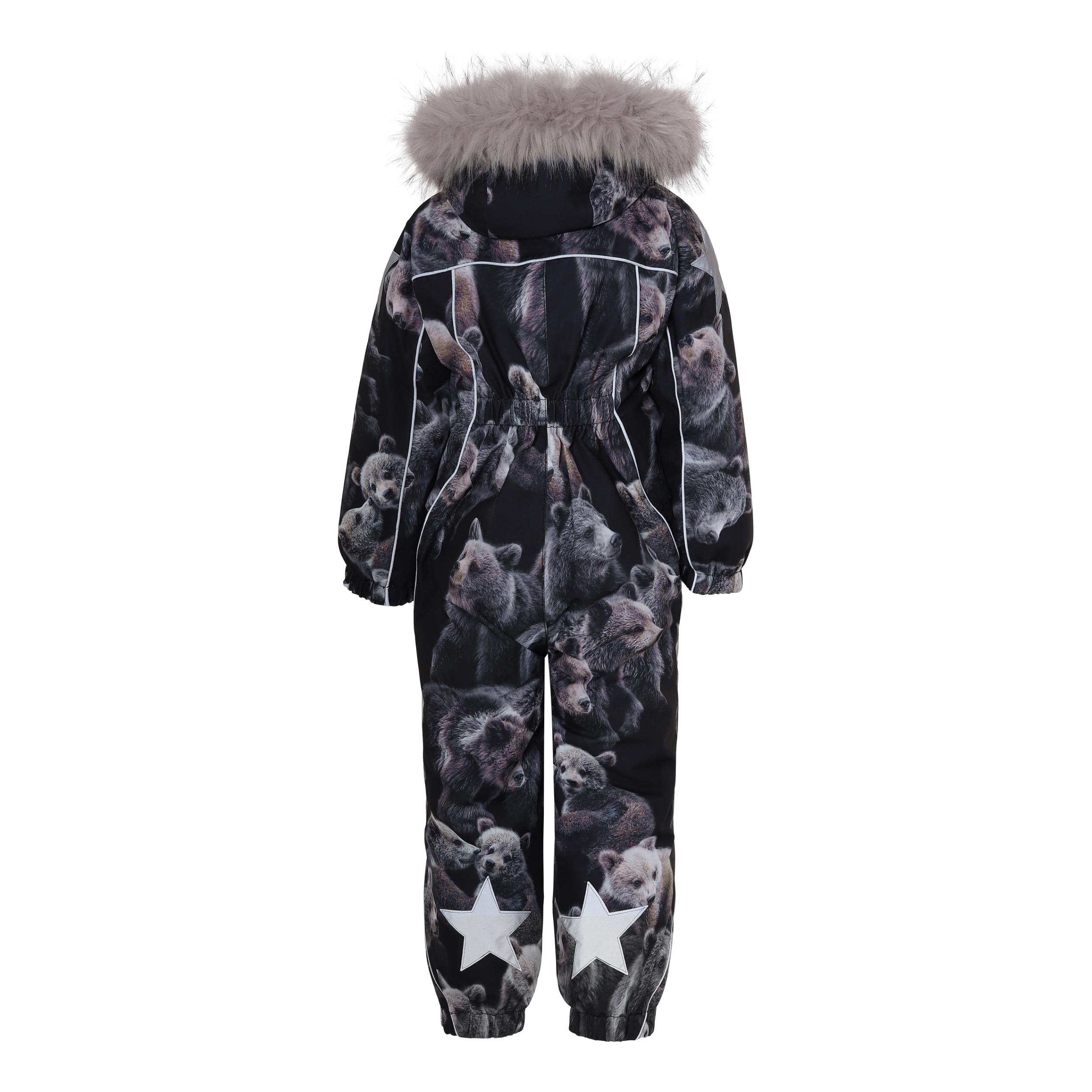 Molo Polaris fur teddy talvihaalari -10%  viimeinen kappale koko 128cm