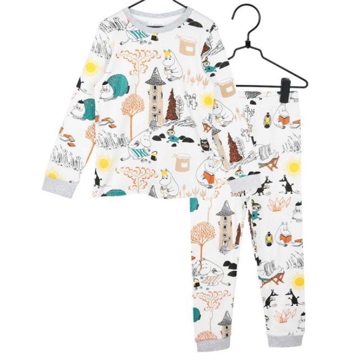 Muumi retro-pyjama ALE -40 %(OVH 37,20€)