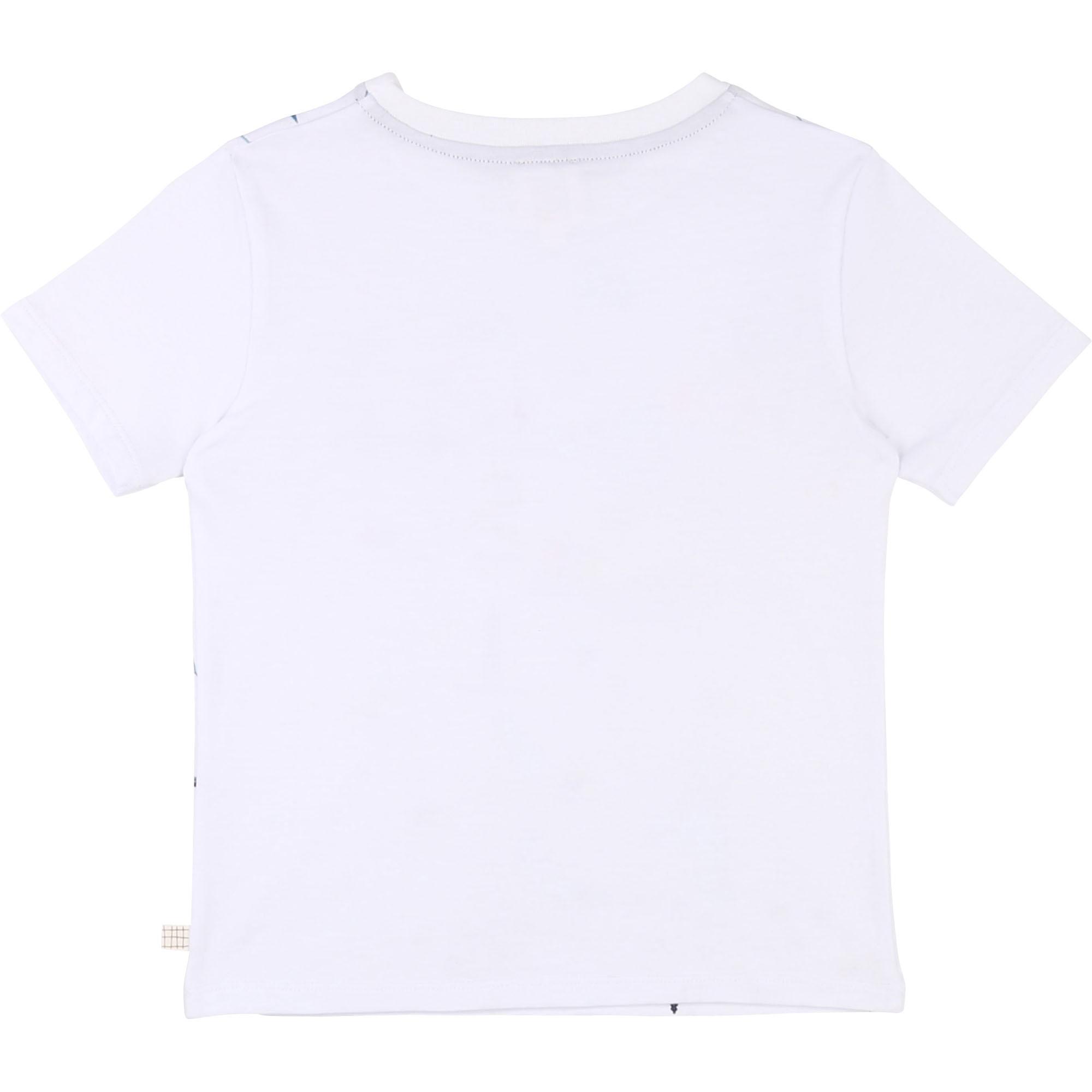 Carrement Beau T-paita merikartta