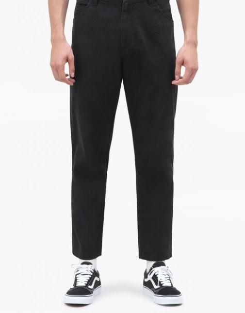 Dickies Fairdale housut musta koko 30x30  ALE-50% (OVH  75€)