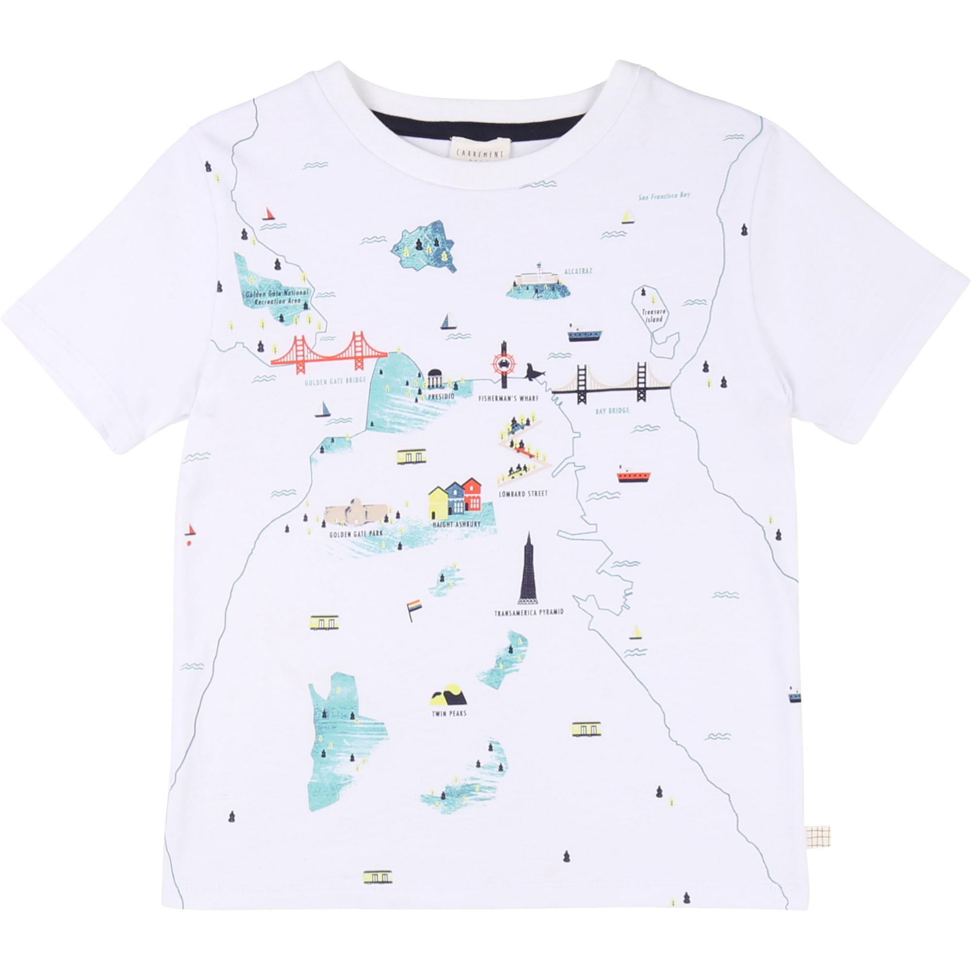 Carrement Beau T-paita koot 108 cm, 114cm ja 138 cm ALE -50% (OVH 25€)