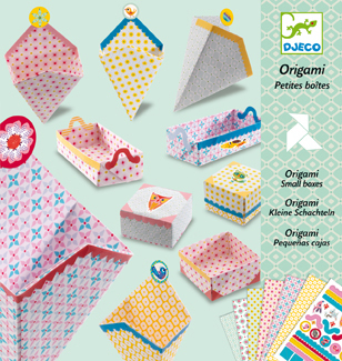 Djeco origami laatikot