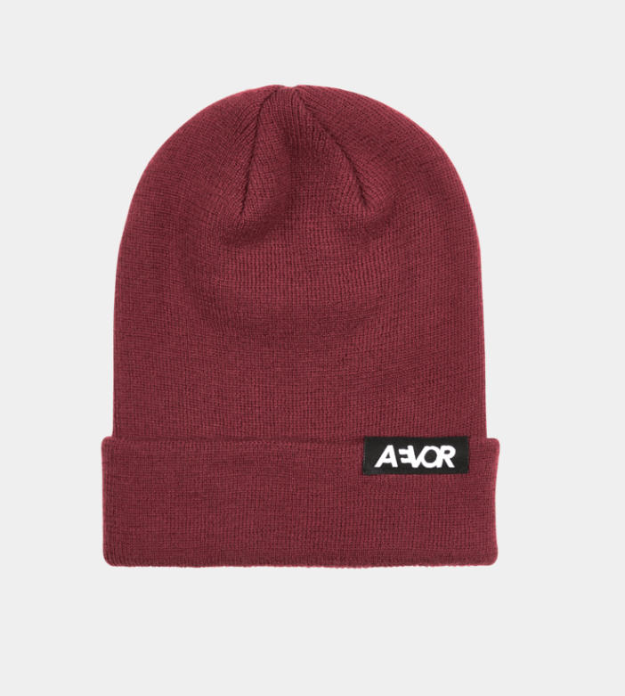 Aevor oxblood red pipo