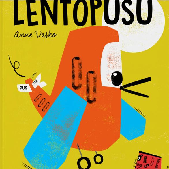 Lentopusu-Etana editions