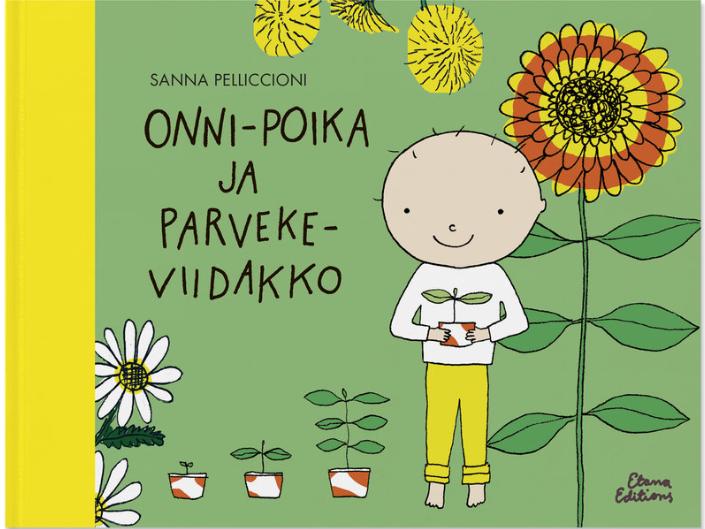 Onni-poika ja parvekeviidakko-Etana editions
