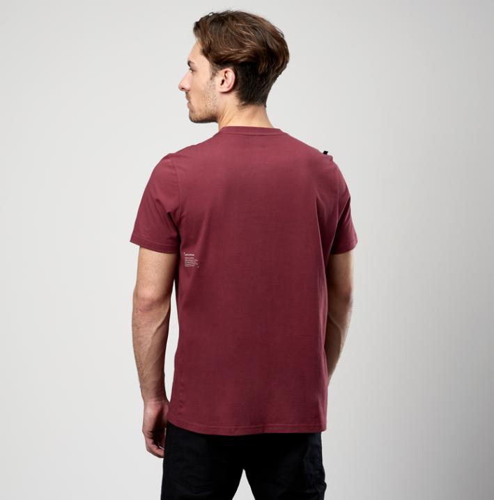 Aevor miesten T-paita luomupuuvillaa
