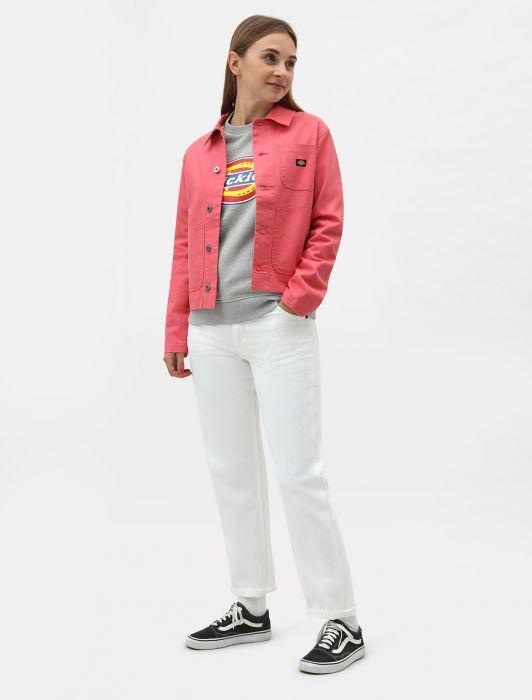 Dickies Park City housut valkoinen ALE -50% (OVH 75€)