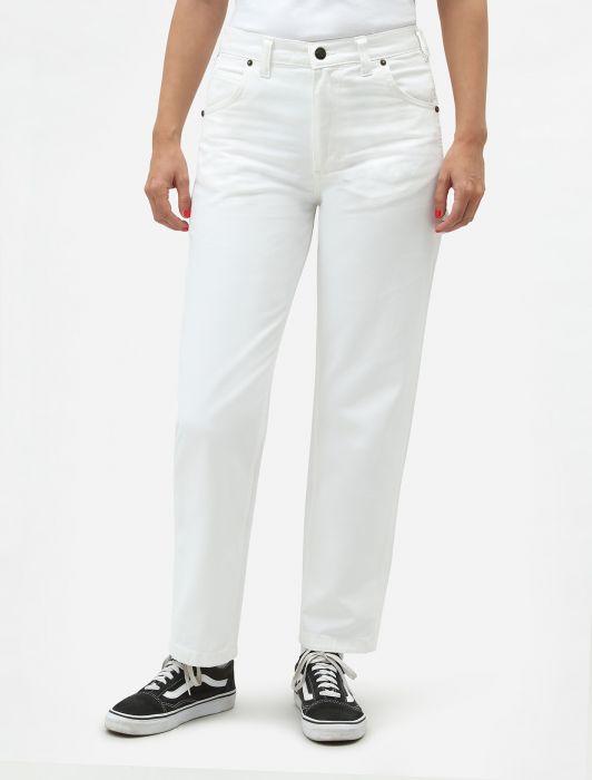Dickies Park City housut valkoinen ALE -60% (OVH 75€)
