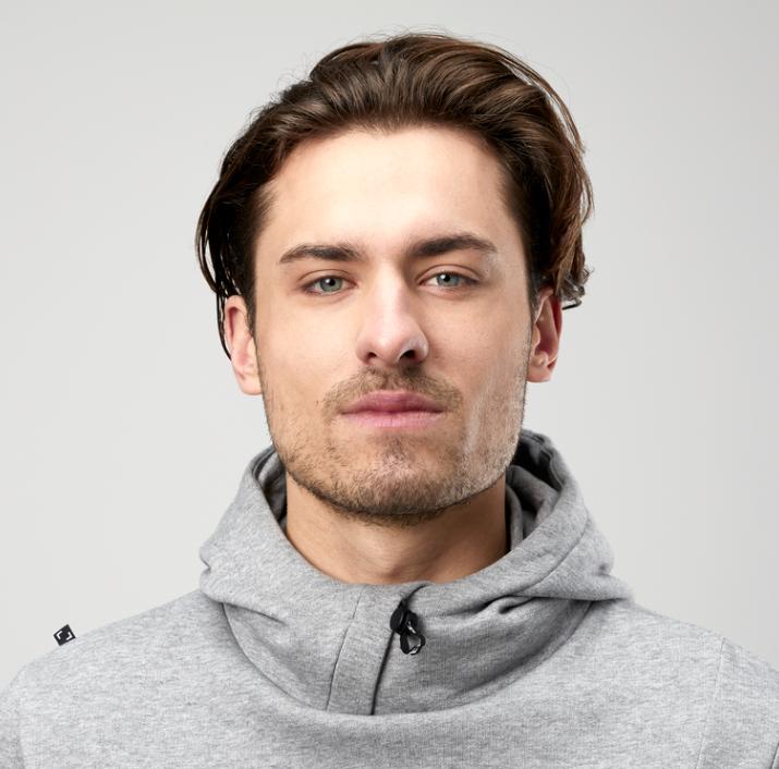 Aevor miesten huppari harmaa -40%