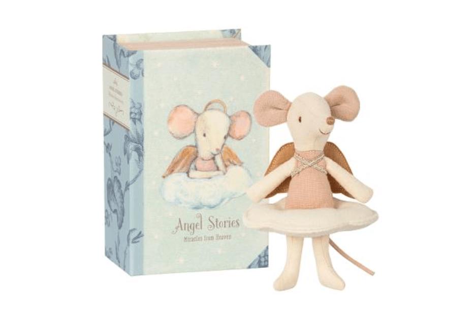 Maileg enkeli hiiri kirjan sisällä, Vain 1 jäljellä toimi nopeasti