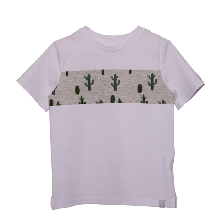 Pop & Co Cactus T-shirt koko 92 cm-140 cm ALE -40% (OVH 21,90€)