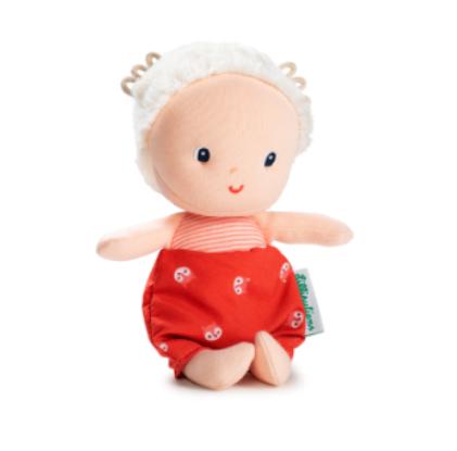 Lilliputiens pieni pehmeä nukke Mila