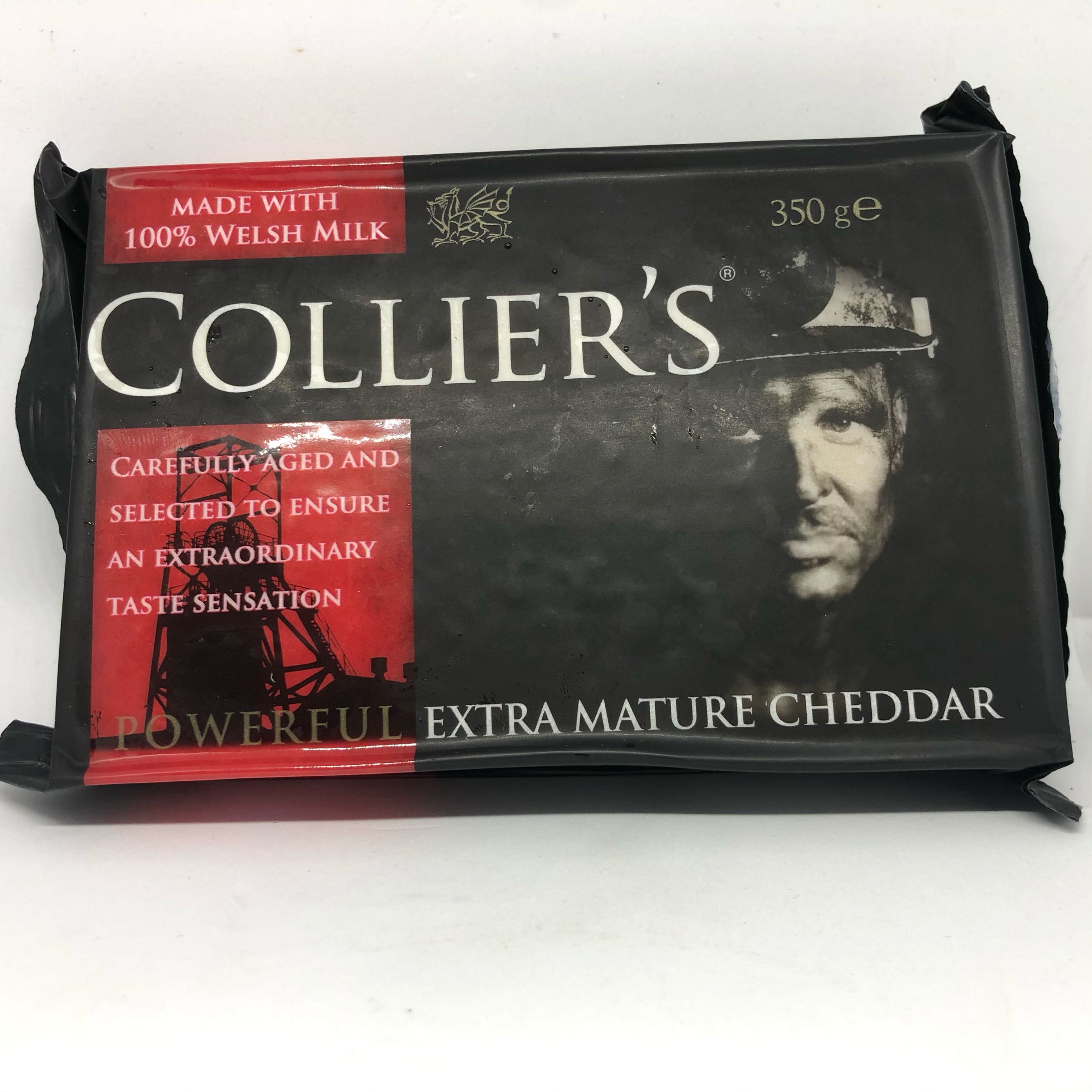 Colliers Powerful Welsh Cheddar