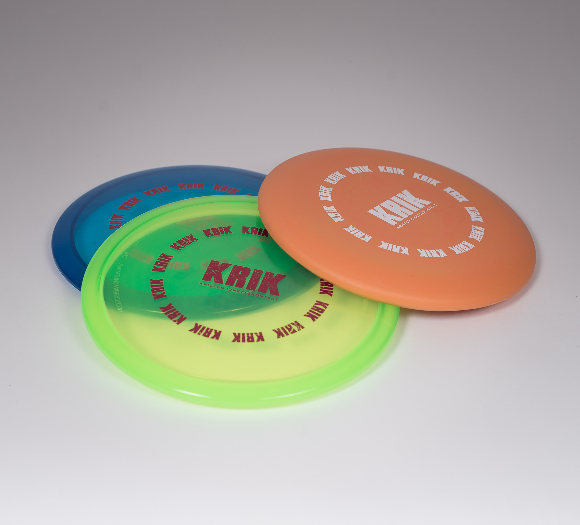 Frisbee 3-pack
