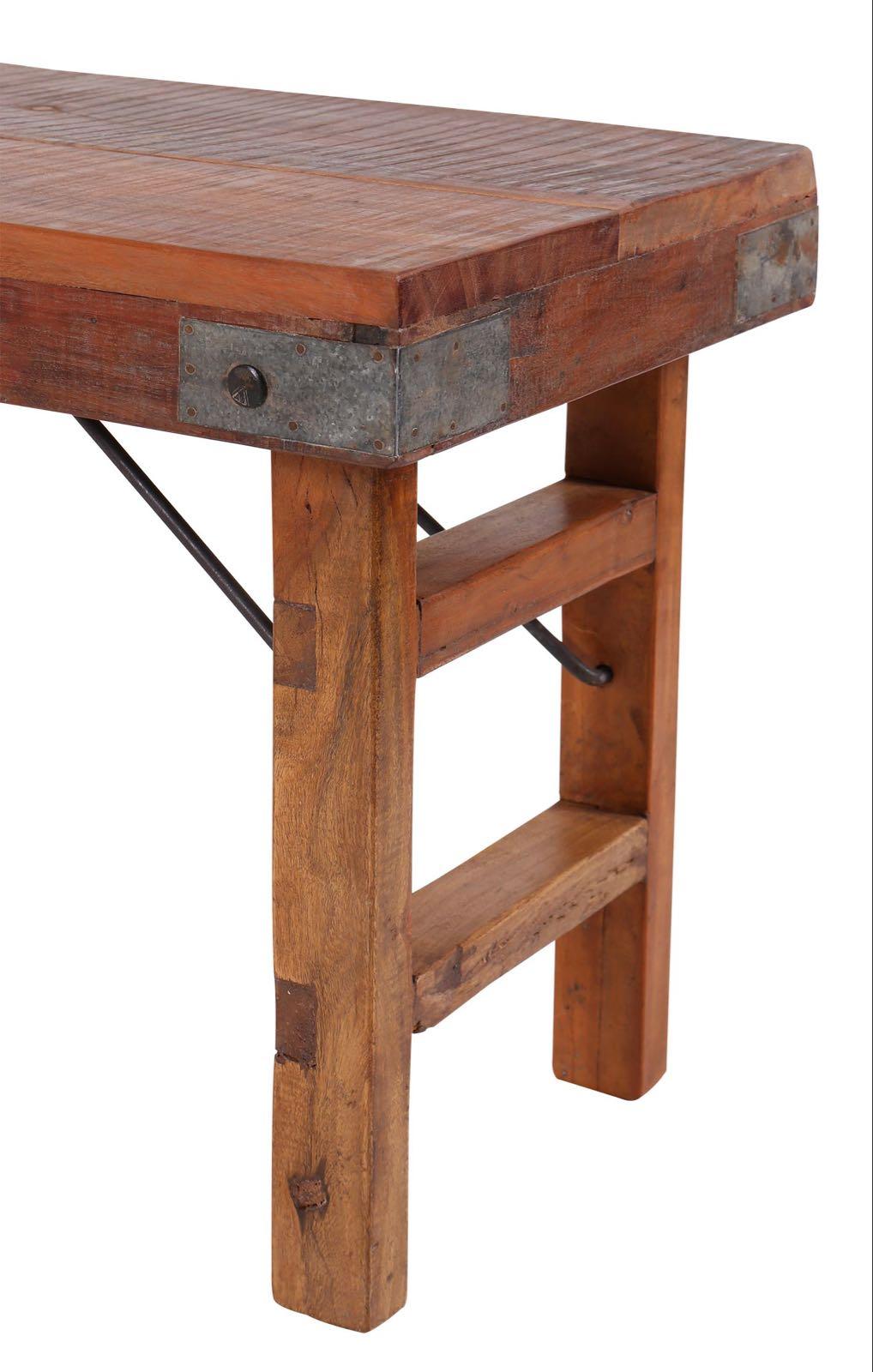 Square Folding Dining Table