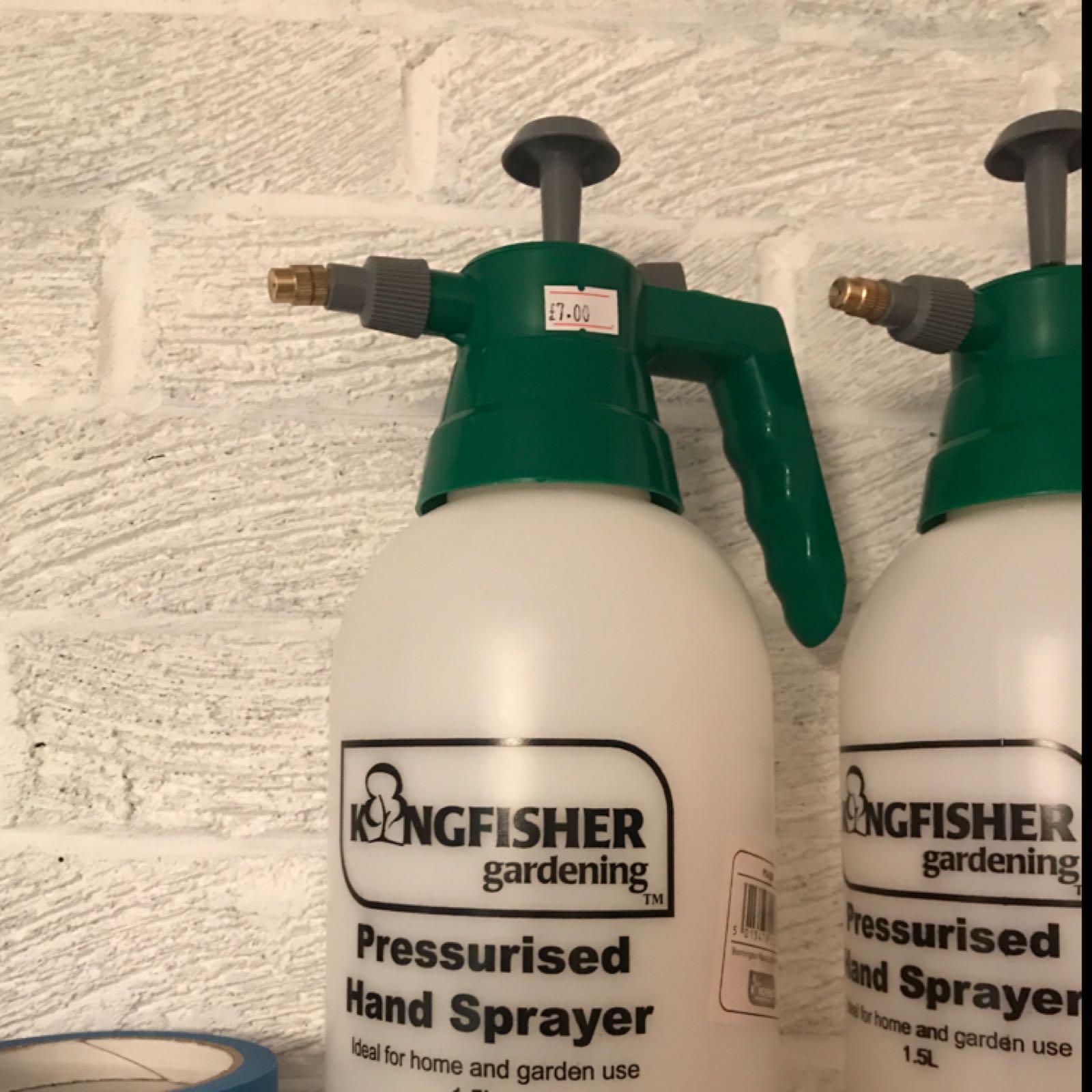 Pressure Sprayer 1.5 ltr