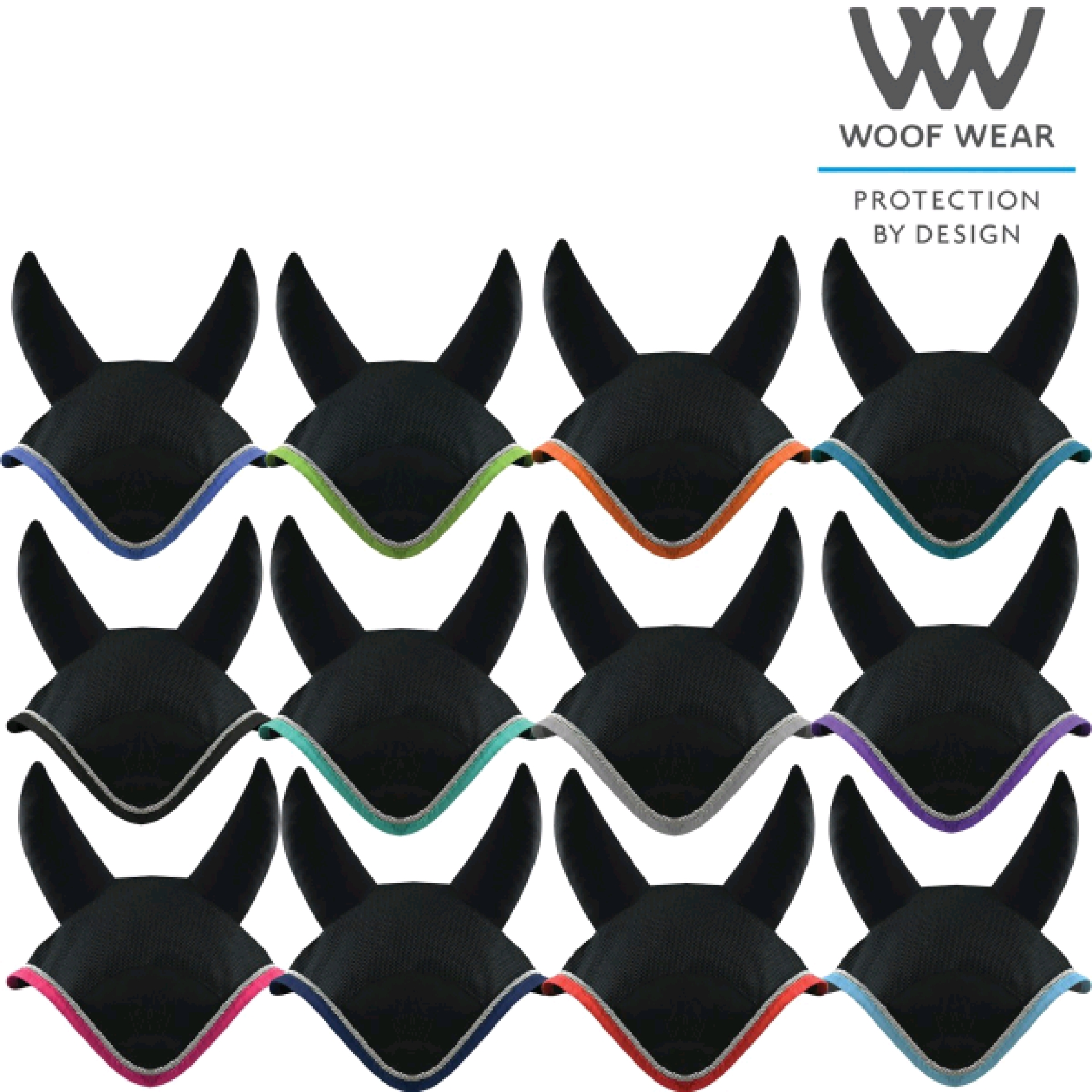 Woof Wear Fly Veil Full Size