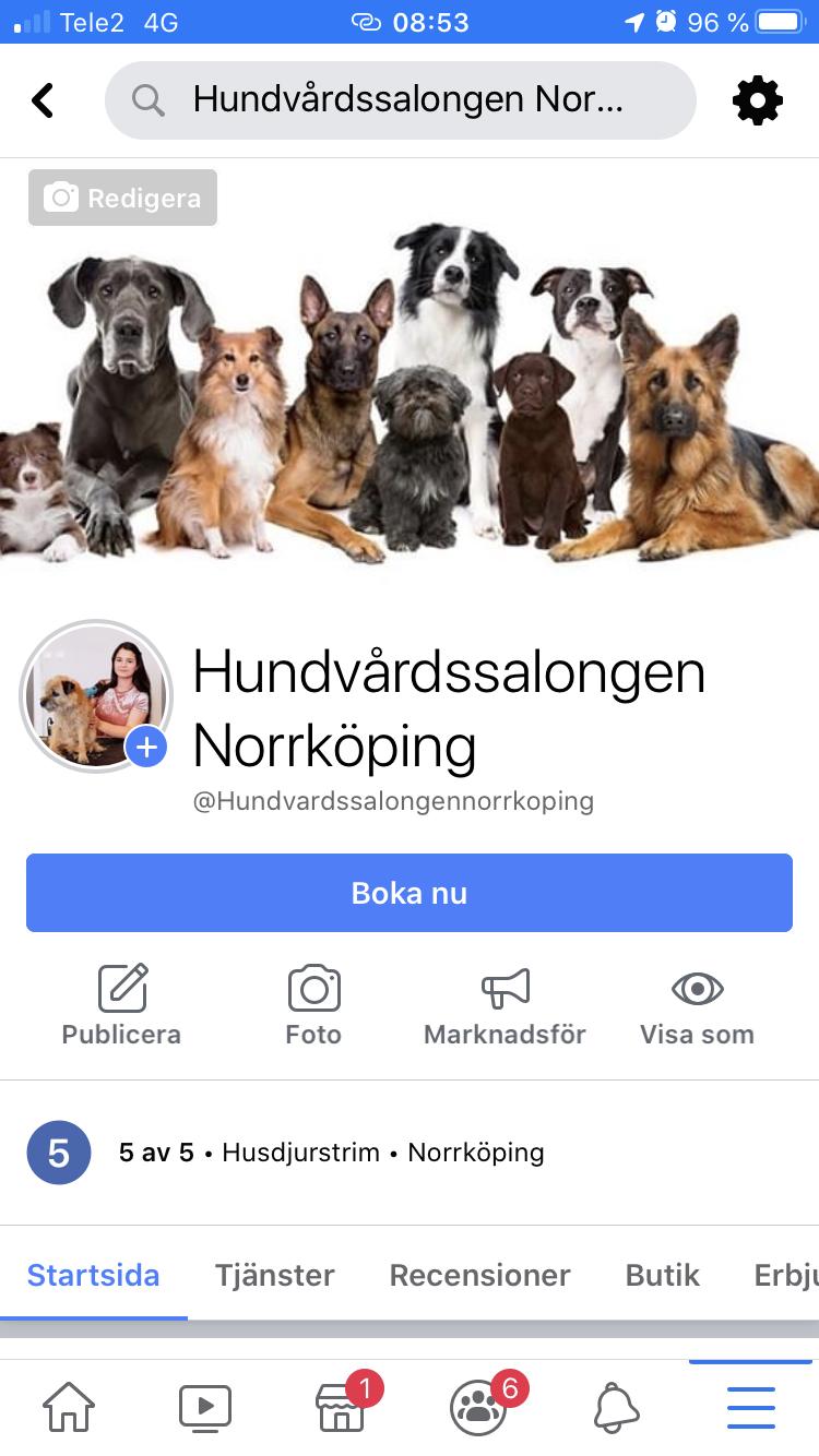 Hundvårdssalongen Norrköping
