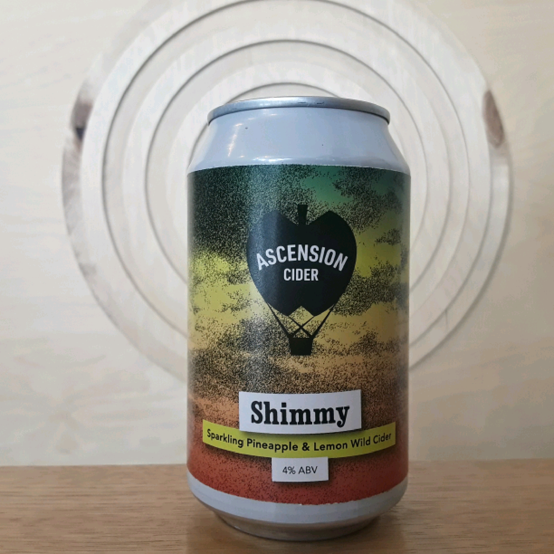 Ascension Shimmy Cider