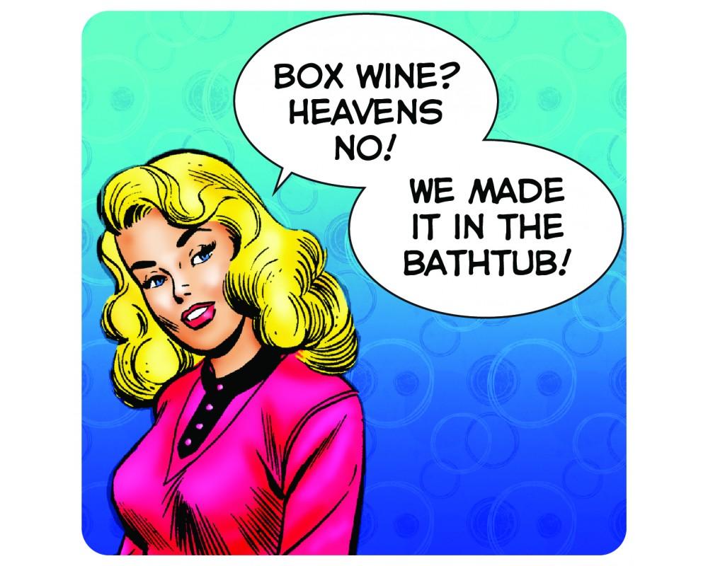 Lasinalusta Box Wine?