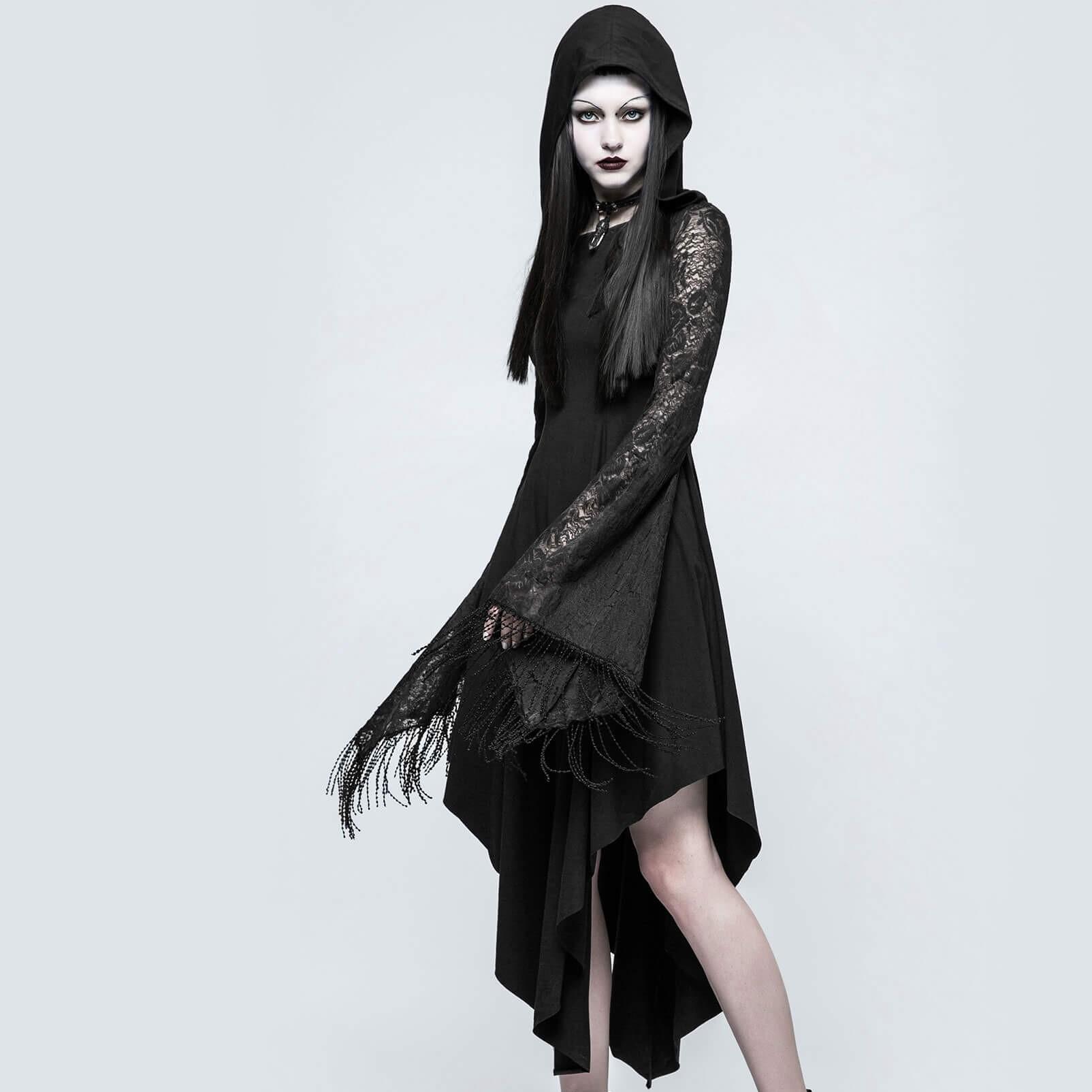 Lilith mekko, musta, Punk Rave