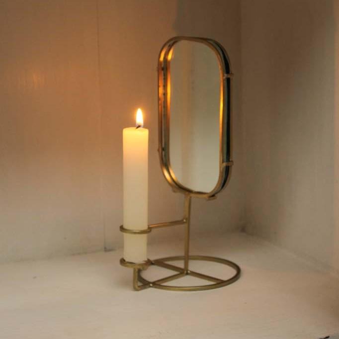 Kynttilänjalka peilillä, Chehoma