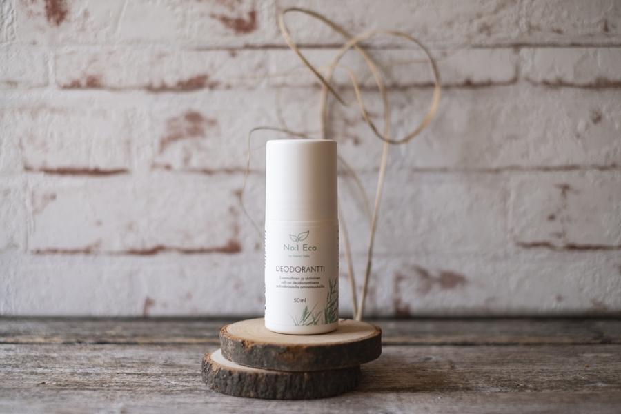 No:1 Eco® Deodorantti Roll-on Tyrni-Unisex, Saaren Taika