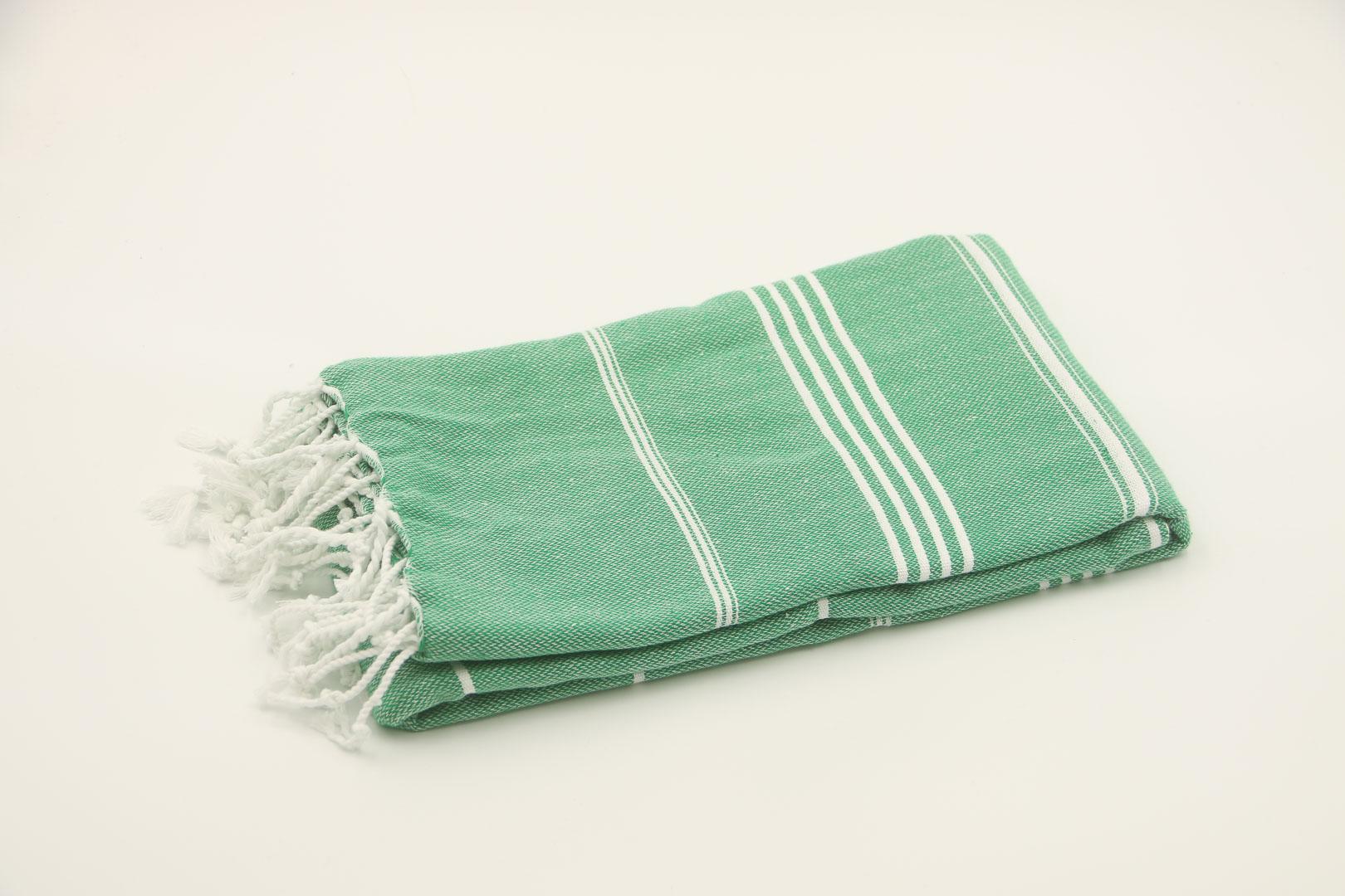 Kylpypyyhe Ranta, vihreä