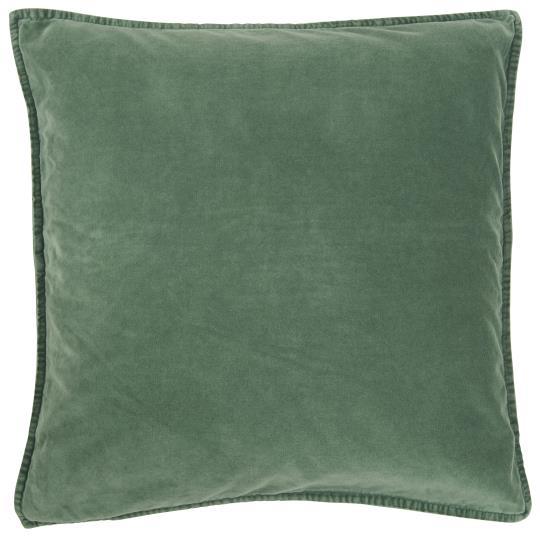 Tyynynpäällinen velvet, vihreä, Ib Laursen