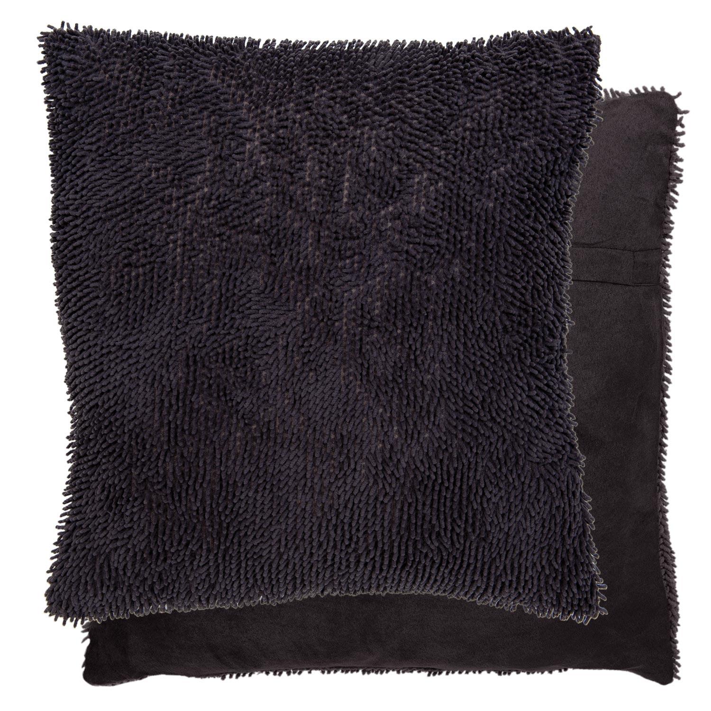 Tyynynpäällinen Nupsu tummanharmaa, Clayre & Eef