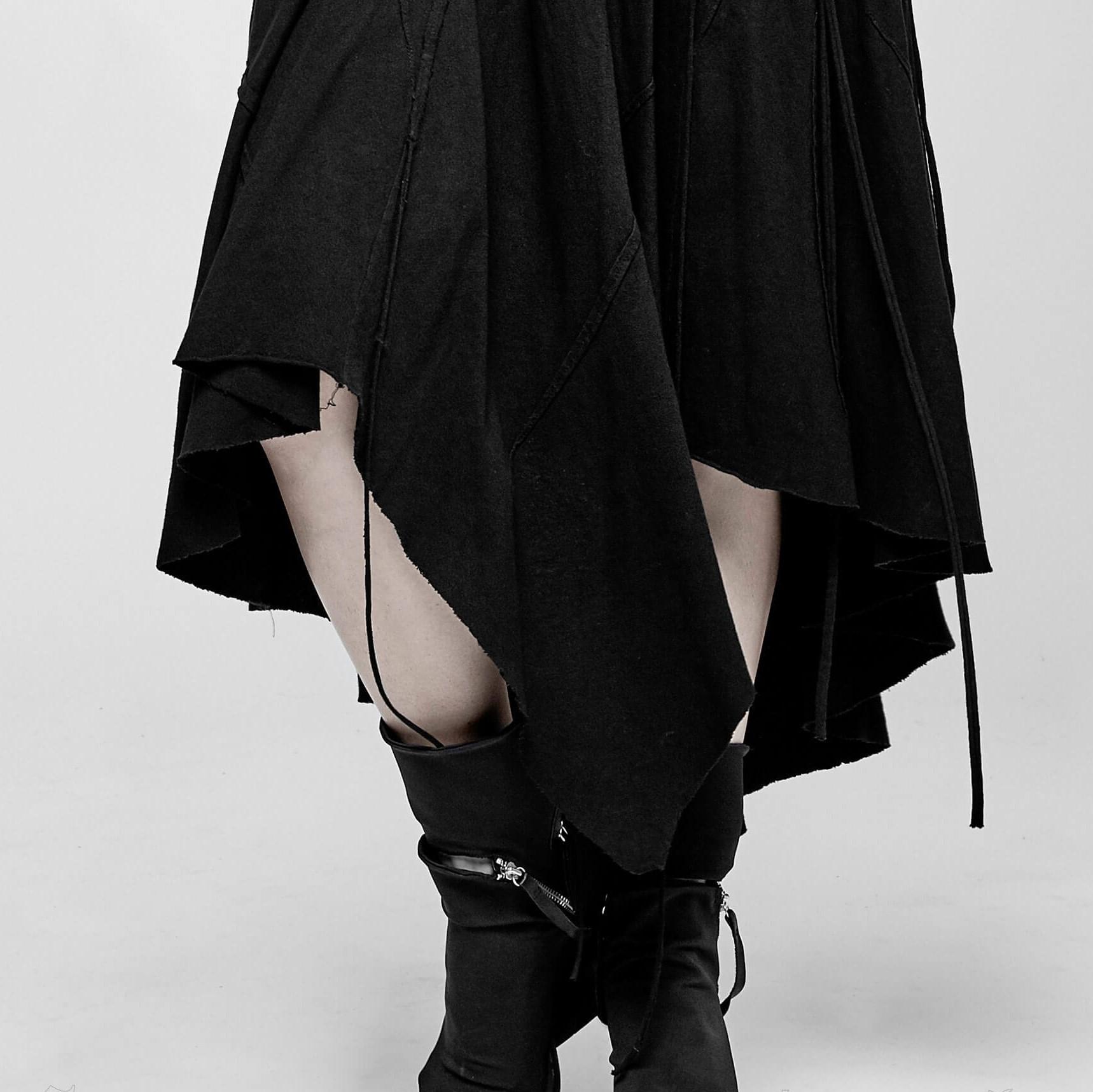 Witchery mekko, musta, Punk Rave