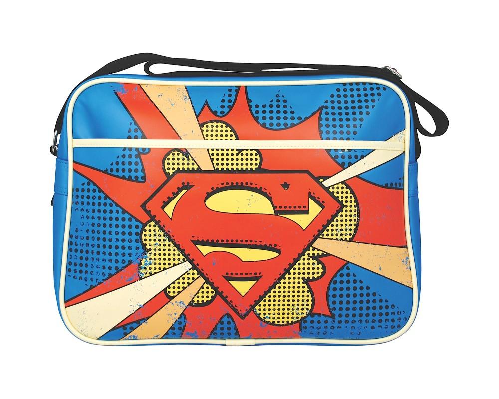 Olkalaukku Superman