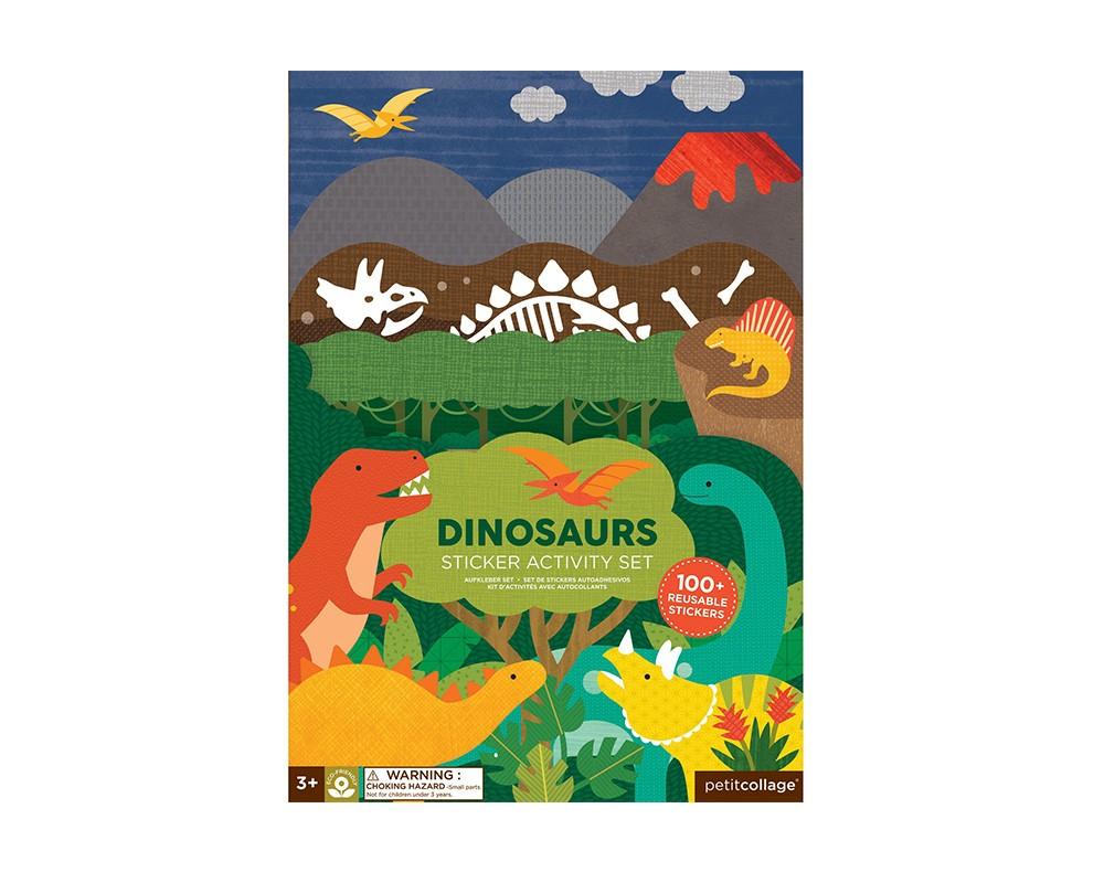 Tarrailusetti Dinosaurukset, Petit Collage