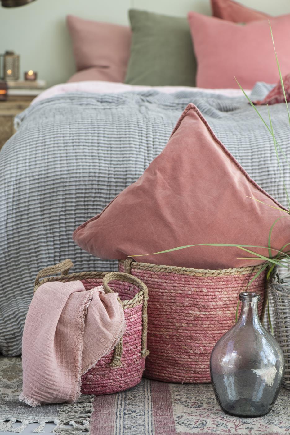 Tyynynpäällinen velvet Aavikkoruusu, Ib Laursen