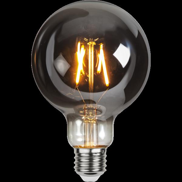 LED-lamppu Plain Smoke