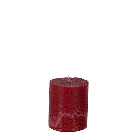 Kynttilä Cote Nord punainen, Affari, 2 eri kokoa