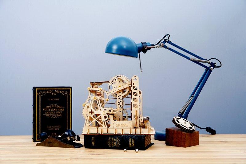 Koottava Marmorikuularata, Robotime