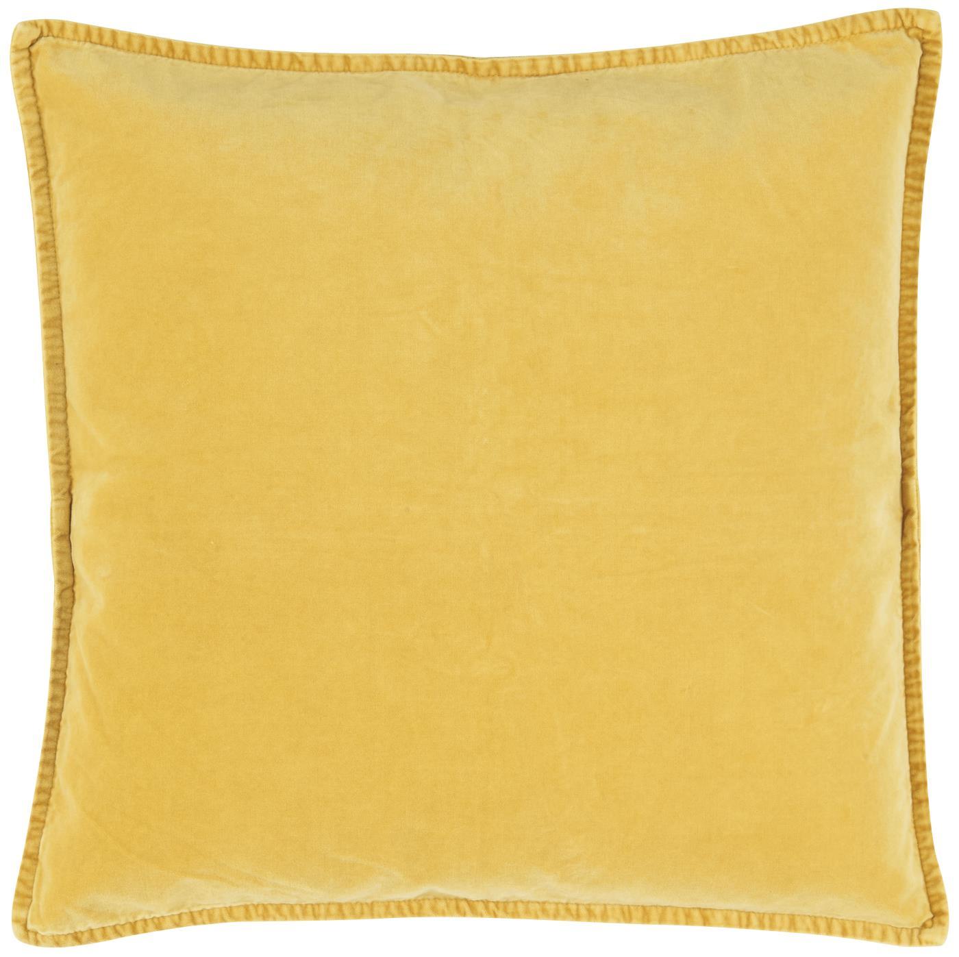 Tyynynpäällinen velvet Lemon, Ib Laursen