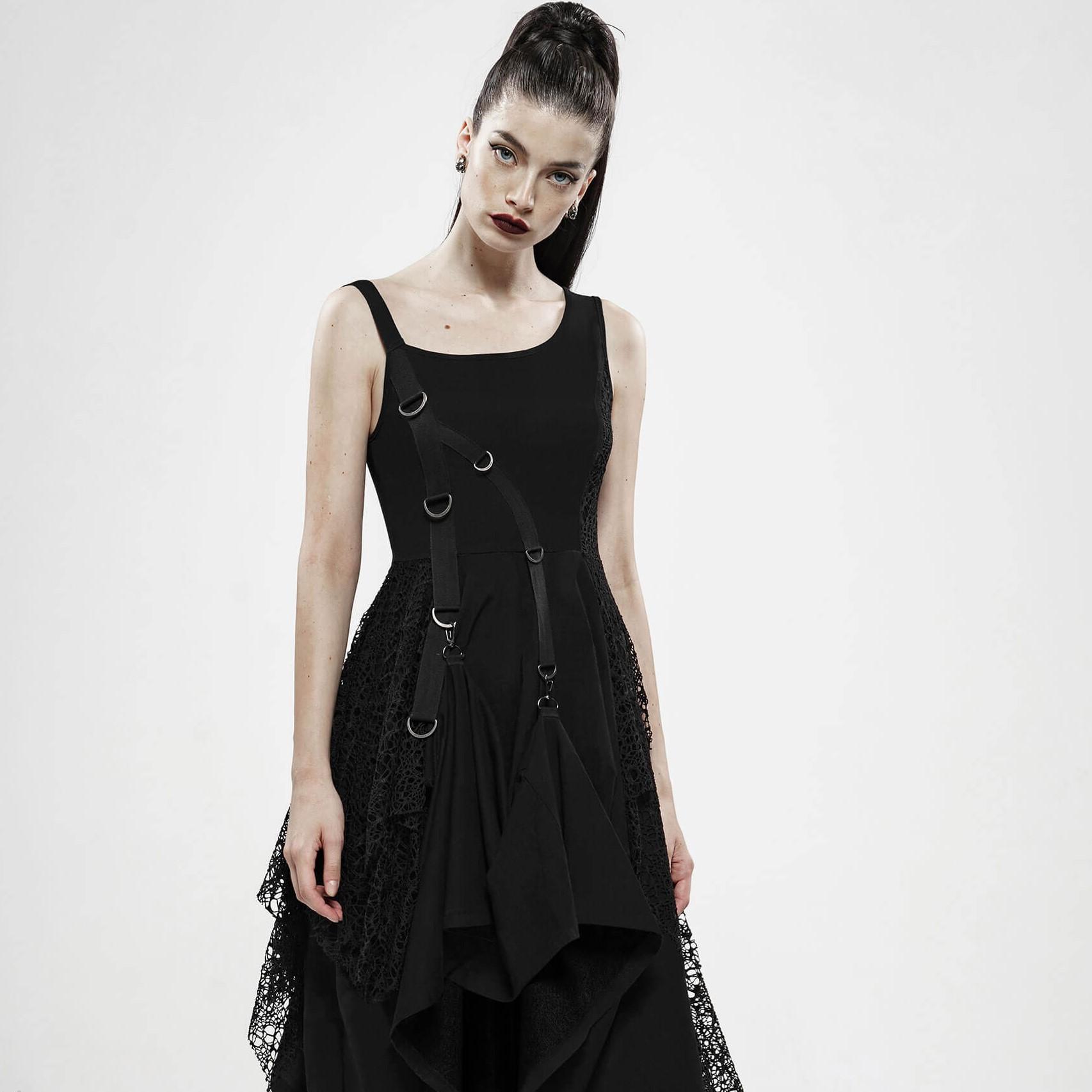 Art mekko, musta, Punk Rave