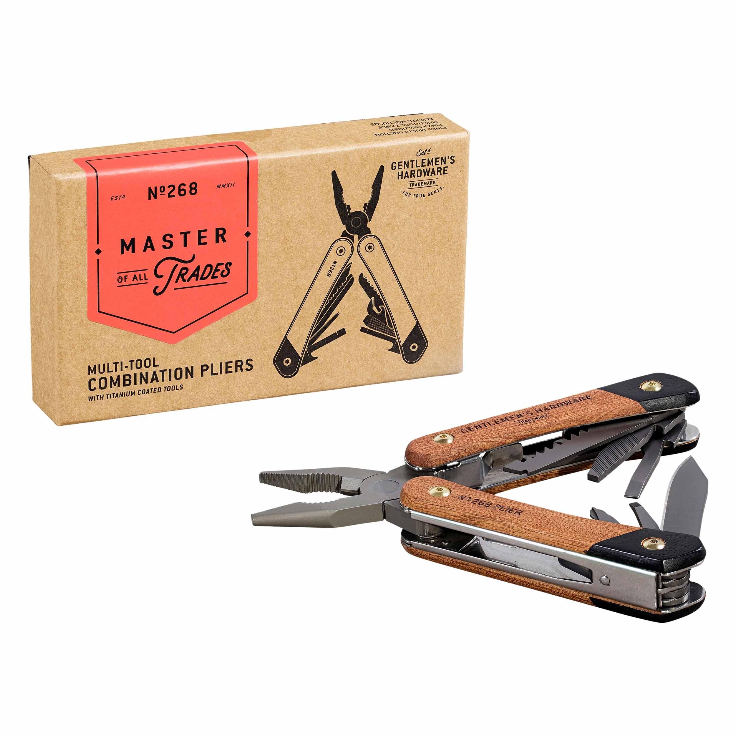 Pihdit Multi Tool, Gentlemen's Hardware