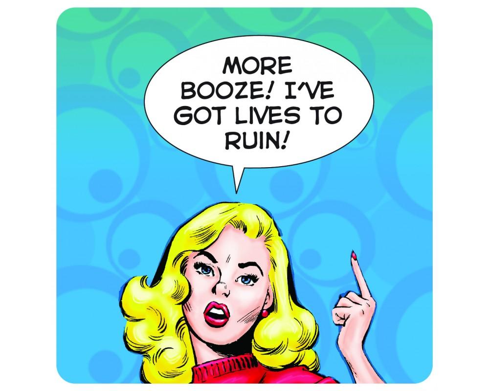 Lasinalusta More booze!