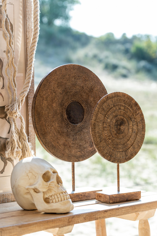 Pöytäkoriste pääkallo, Jolipa, 2 eri kokoa