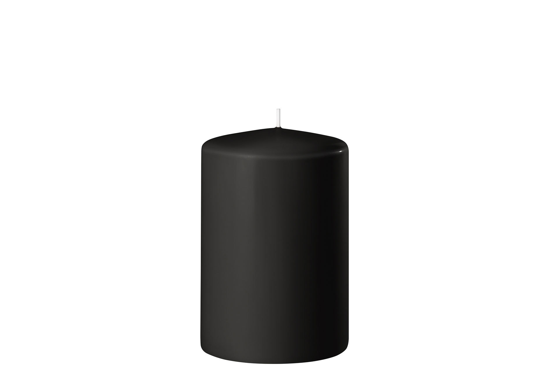 Pöytäkynttilä Musta, A Lot, 2 eri kokoa