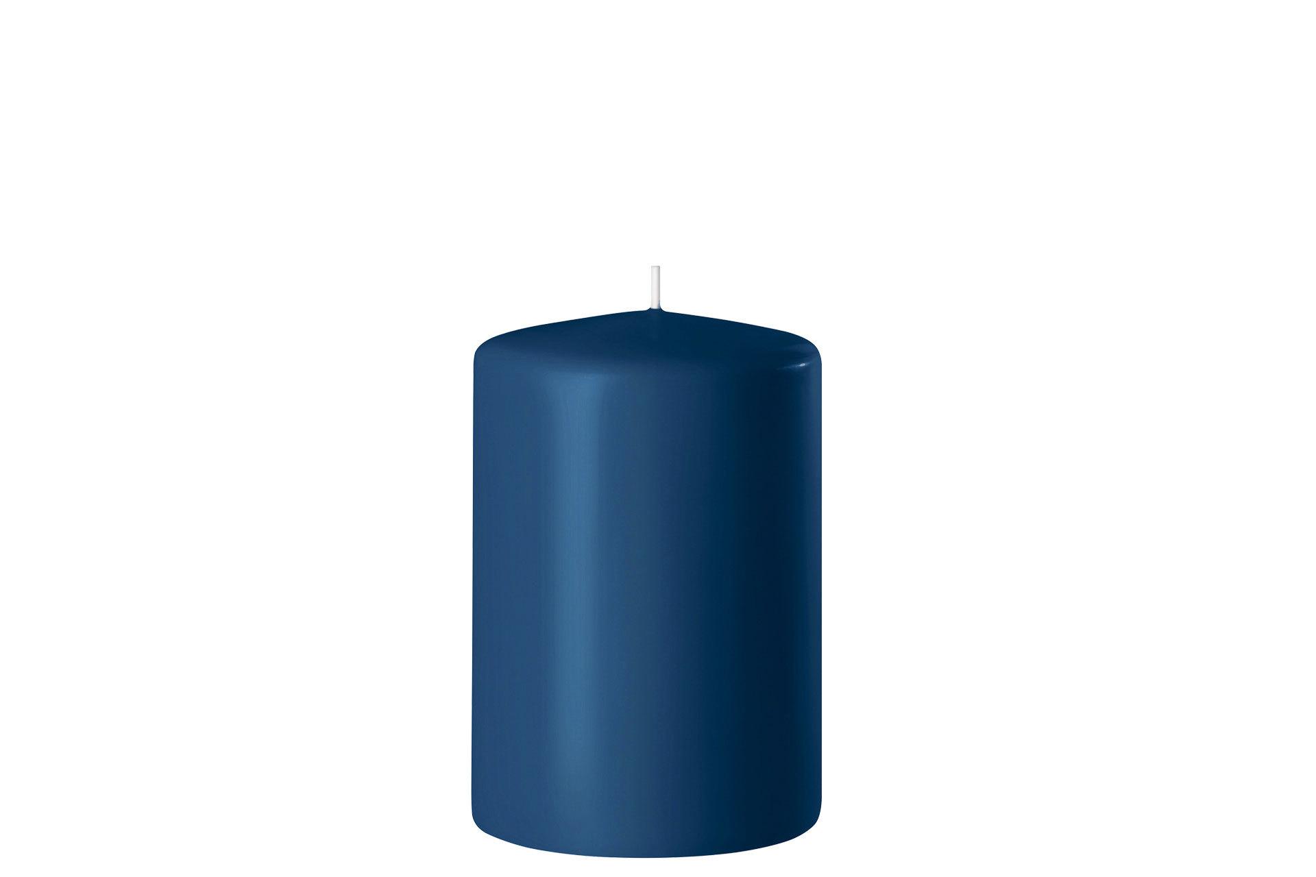 Pöytäkynttilä Marin tummansininen, A Lot, 2 eri kokoa
