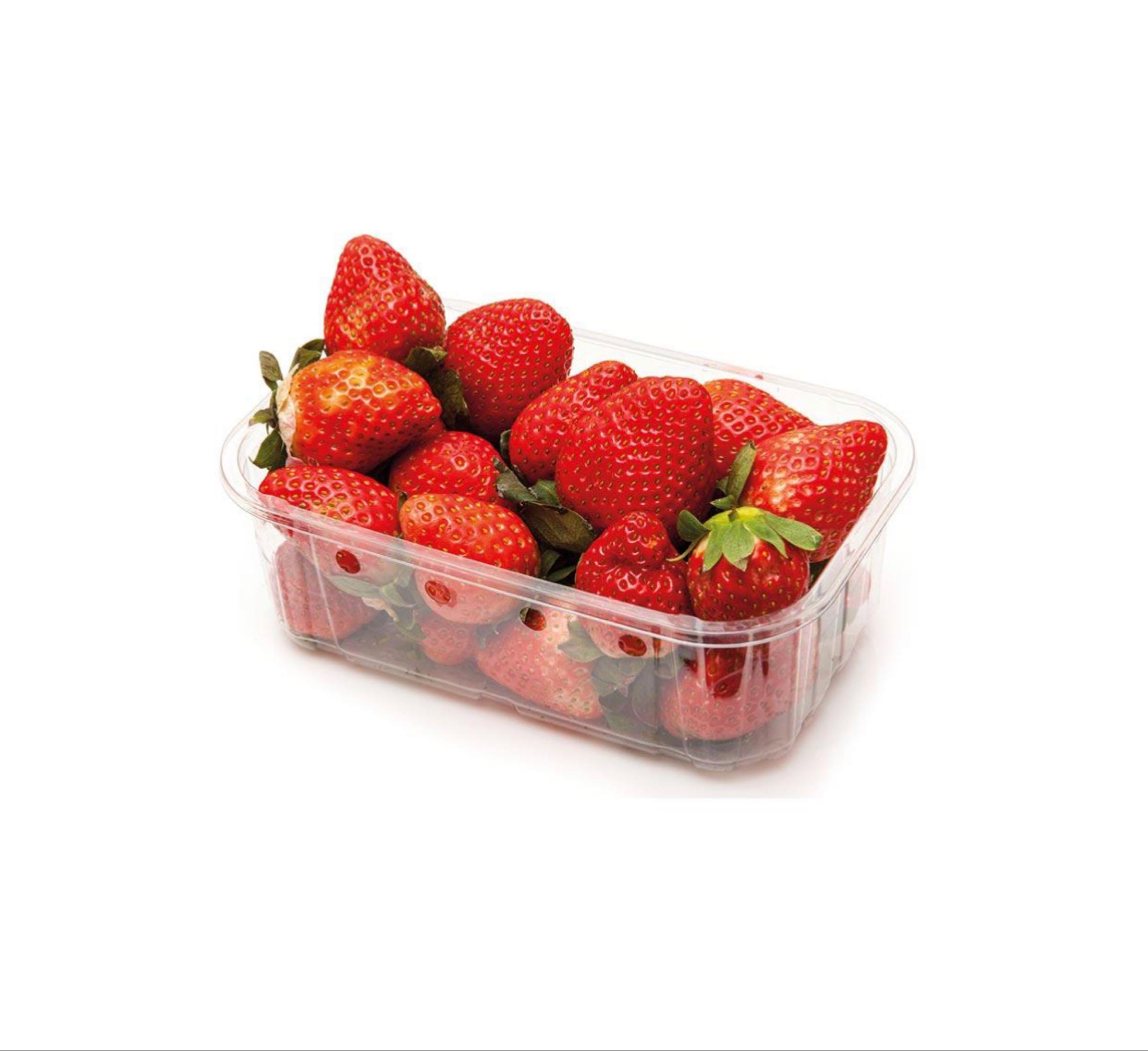250g. Fresh strawberries