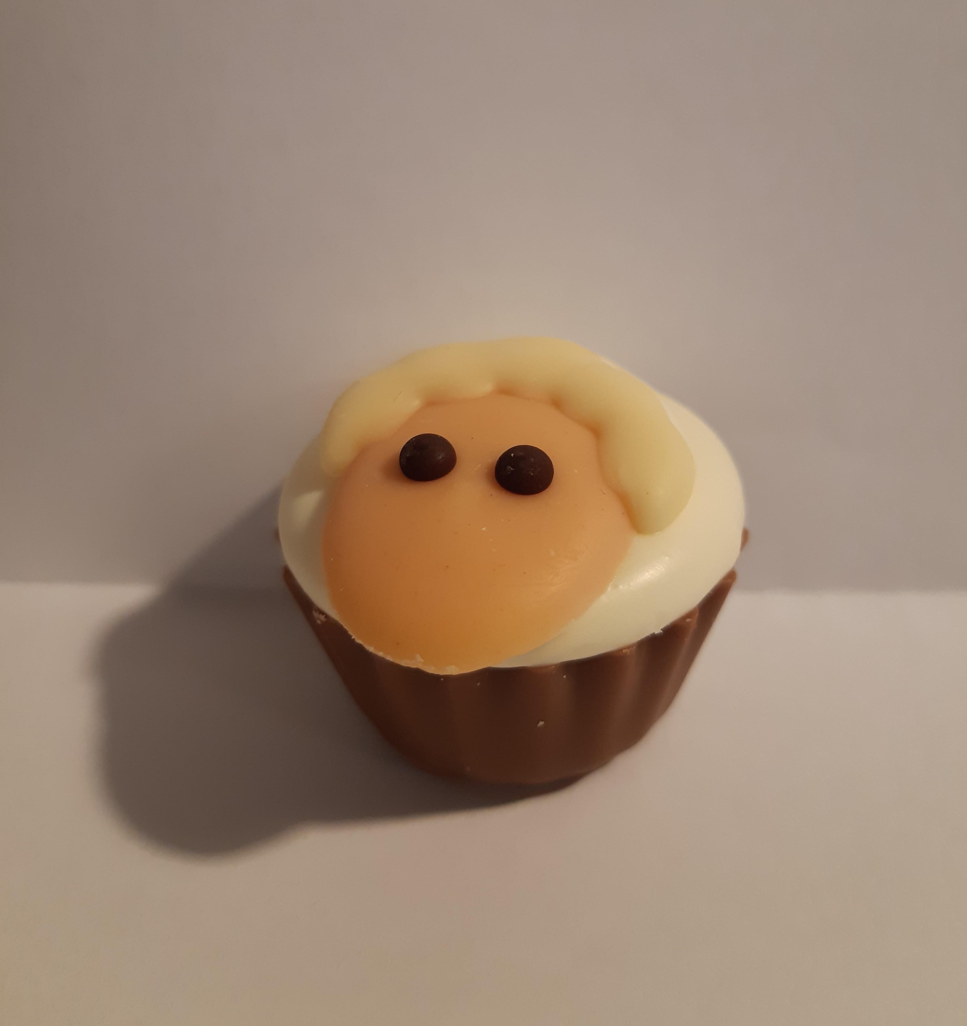 Lammas Cupcake